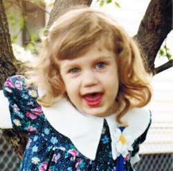 Jessi at age 4