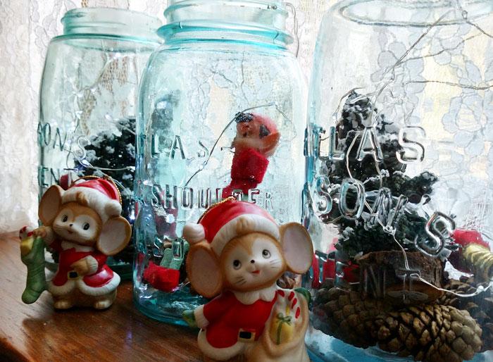 Christmas, Rockhaven B&B, Harpers Ferry